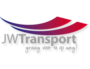 logo ontwerp voor jw transport en koerier venlo